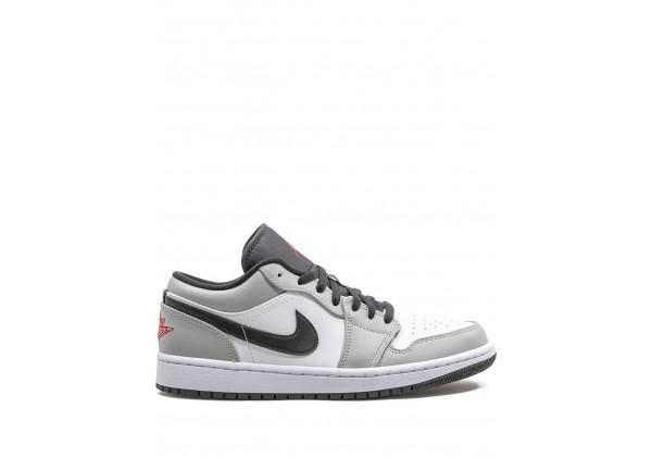 Nike air Jordan серые с черным