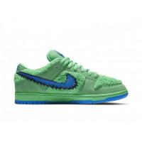 Кроссовки  Nike SB Dunk Low Green x Grateful Dead Bears