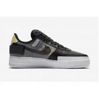 Кроссовки Nike Air Force 1 AF1 Low Type Black