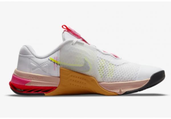 Кроссовки Nike Metcon 7 X белые