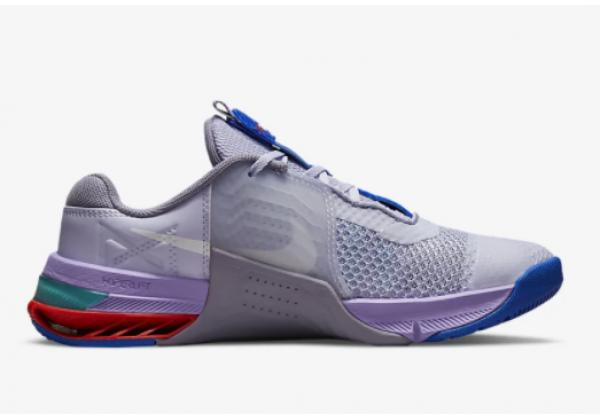 Кроссовки Nike Metcon 7 X фиолетовые