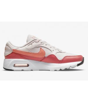 Кроссовки Nike Air Max SC розовые с белым