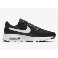Кроссовки Nike Air Max SC черно-белые