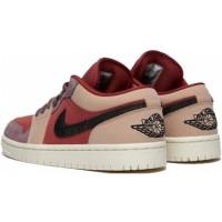 Кроссовки Nike Air Jordan 1 Low Canyon Rust мульти