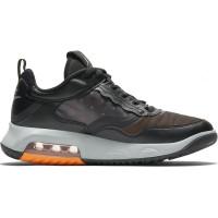 Кроссовки Nike Air Jordan 200 моно черные