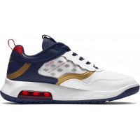 Кроссовки Nike Air Jordan 200 синие с красным