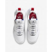 Кроссовки Nike Air Jordan 200 моно белые