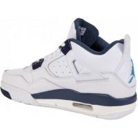 Кроссовки Nike Air Jordan 4 Columbia Adult белые