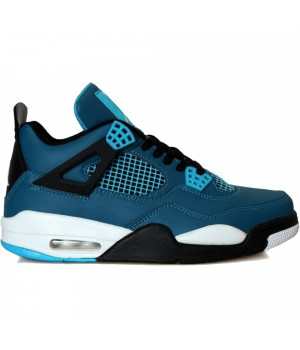 Кроссовки Nike Air Jordan 4 Retro бирюзовые