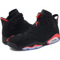 Кроссовки Nike Air Jordan 6 Retro черные