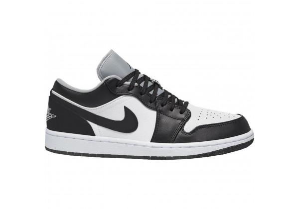 Кроссовки Nike Air Jordan 1 Low Dunk черные