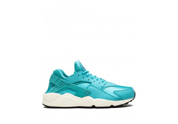 Кроссовки Air Huarache Run голубые
