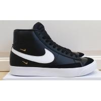 Кроссовки Nike черно-белые