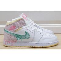 Кроссовки Nike белые