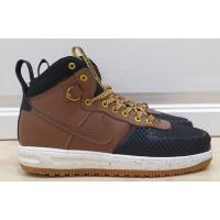 Кроссовки Nike Air Force коричневая