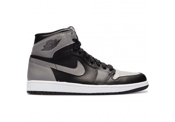 Nike Air Jordan 1 Retro Shadow серые