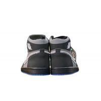 Кроссовки Air Jordan 1 Retro Dior Grey/Black