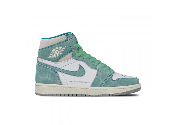 Nike кроссовки Air Jordan 1 Retro Turbo Green