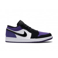 Nike кроссовки Air Jordan 1 low Purple