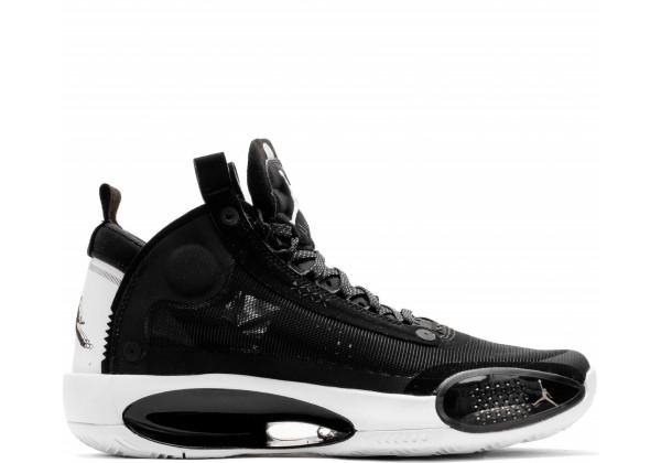 Кроссовки Nike Air Jordan 34 GS черные