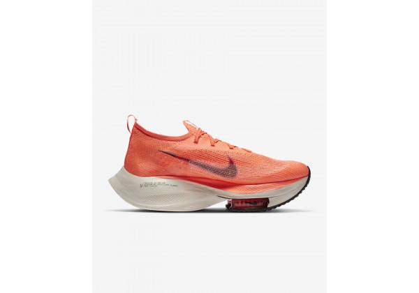 Nike кроссовки Zoom (Найк Аир) оранжевые