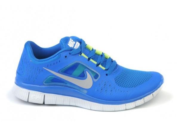 Кроссовки Nike Free Run 5.0 V3 Men голубые