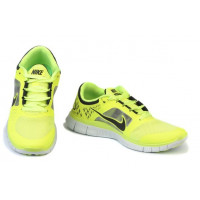 Кроссовки Nike Free Run 5.0 V3-10 Men желтые
