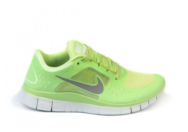 Кроссовки Nike Free Run 5.0 V3 Men зеленые