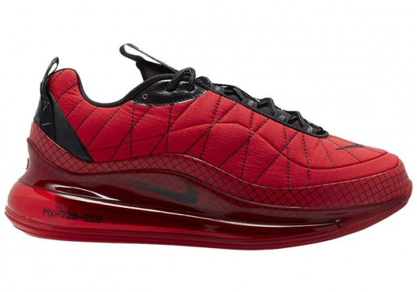 Nike кроссовки Air Max 720 University Red Black