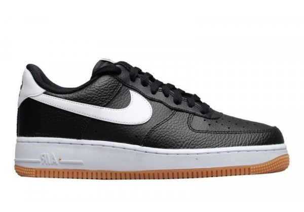 Nike кроссовки Air Force 1 Black Gym