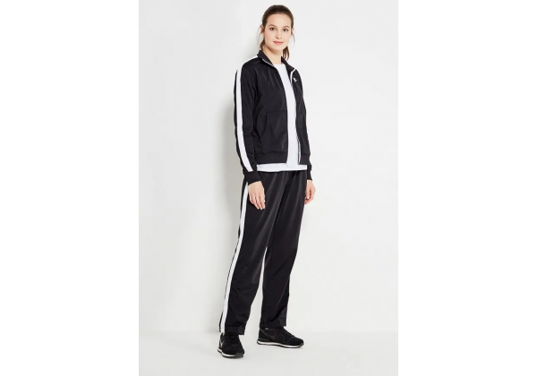 Костюм спортивный женский Nike WOMEN'S SPORTSWEAR TRACK SUIT черный