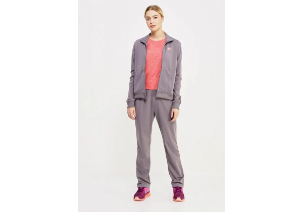 Костюм спортивный женский Nike Women's Sportswear Track Suit серый