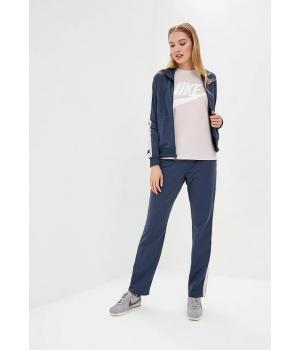 Костюм спортивный женский Nike Women's Sportswear Track Suit синий