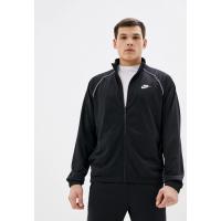 Костюм мужской Nike спортивный черный с полосками