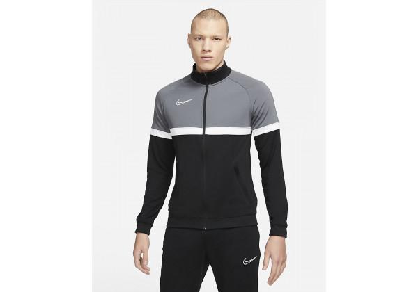 Мужской футбольный костюм Nike Dri-FIT Academy черный с серым