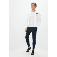 Костюм мужской Nike спортивный белый с синим