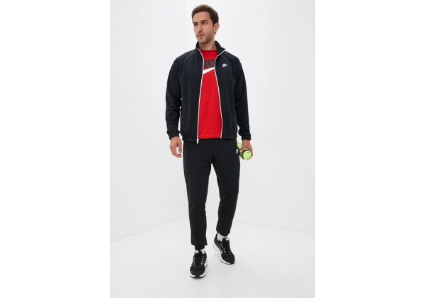 Костюм спортивный мужской Nike SPORTSWEAR MEN'S TRACKSUIT черный