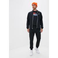 Костюм спортивный мужской Nike SPORTSWEAR MEN'S TRACKSUIT черный с белыми полосками