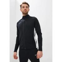 Костюм спортивный мужской Nike DRI-FIT ACADEMY MEN'S SOCCER TRACKSUIT черный с полосками