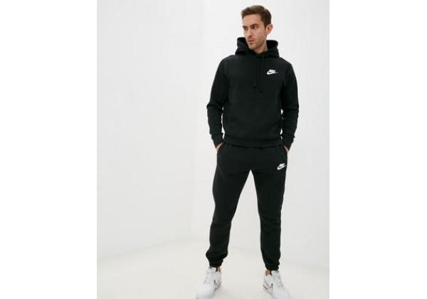 Спортивный костюм мужской Nike черный