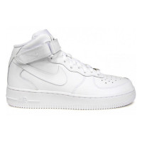 Мужские кроссовки Nike Air Force 1 Mid White