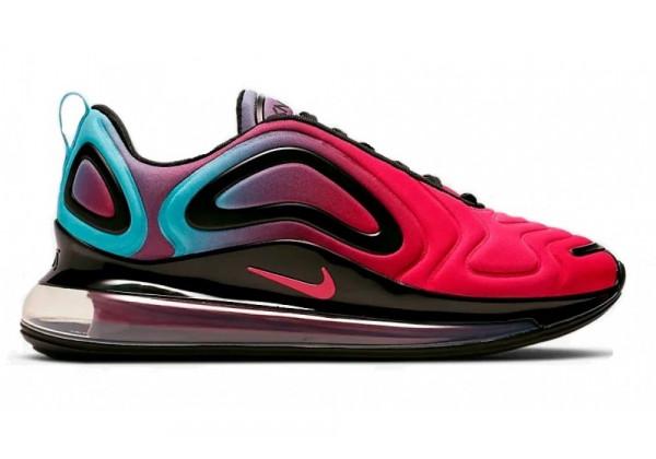 Кроссовки Nike Air Max 720 Pink Blue мужские