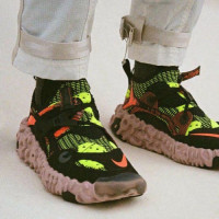 Кроссовки Nike ISPA OverReact FlyKnit