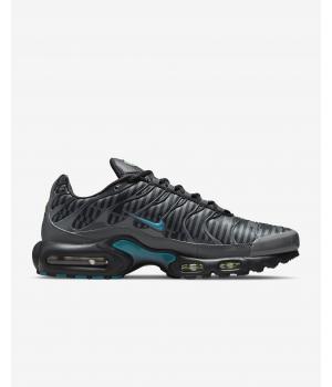 Кроссовки Nike Air Max Plus черные с синим