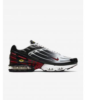 Кроссовки Nike Air Max Plus 3 черные с красным