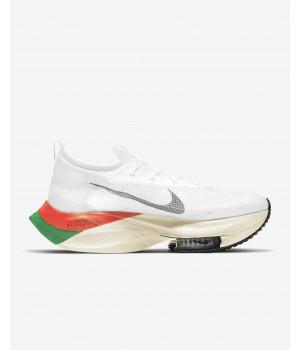 Nike кроссовки  Zoom Alphafly белые
