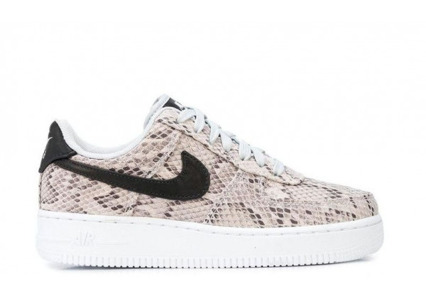 Nike кроссовки Air Force 1 Snakeskin-effect