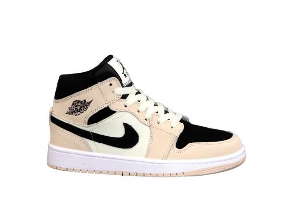 Nike кроссовки Air Jordan 1 (Найк Джордан) Mid Chicago