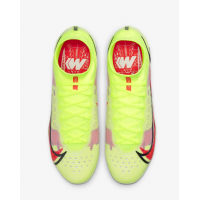 Кроссовки Nike Mercurial Superfly 8 Elite FG салатовые
