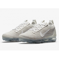 Кроссовки Nike Air Vapormax 2021 FK бежевые